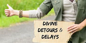 Delays and Detours