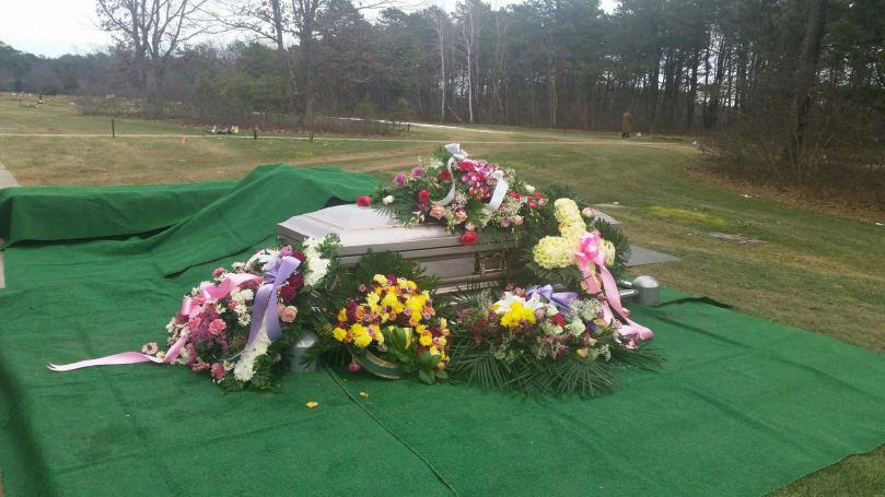Michelles grave